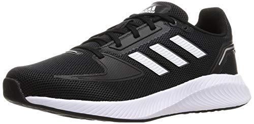 adidas Runfalcon 2.0, Sneaker Mujer, Core Black Footwear White Grey, 37 1/3 EU