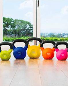 equipamiento fitness
