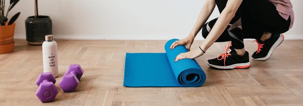 entrenar en casa